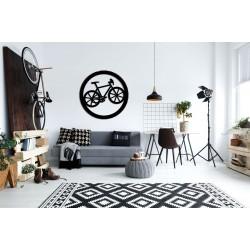 Bisiklet Metal Tablo