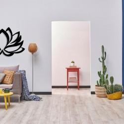 Lotus Çiçeği Metal Tablo