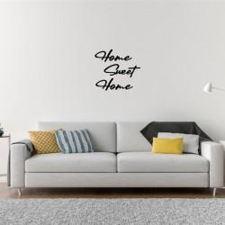 HOME SWET HOME wall art